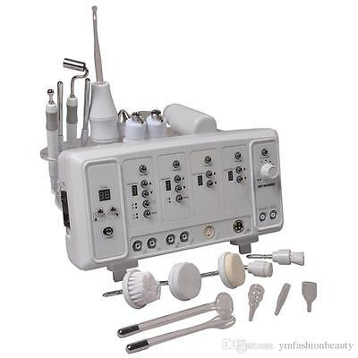 Kosmetikgeräte Mikrodermabrasion Hochfrequenz Brush Ultraschall Peeling Derma