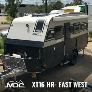 2019 NEW XT16-HR EAST WEST OFFROAD CARAVAN