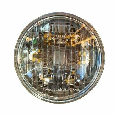 John Deere Ih Fender Mount Par 36 Led Tractor Headlight-18w 4.5 Quantity Of 10