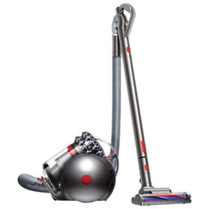 Dyson Cinetic Big Ball Animal Canister Vacuum - Iron - $425- New