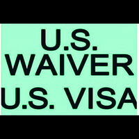 Fast US Entry Waiver & US tourist Visa Services
