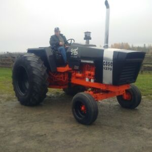 "Case 1370 ""Black Knight"" +300HP Pulling Tractor"