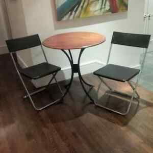 Bistro / Cafe TABLE or  Side Table - Chairs not included