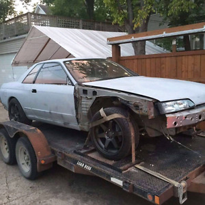 LF: Parts for S13 240sx and R32 Skyline