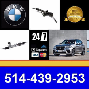 BMW X5 ► Crémaillère • Rack and Pinion (OEM)