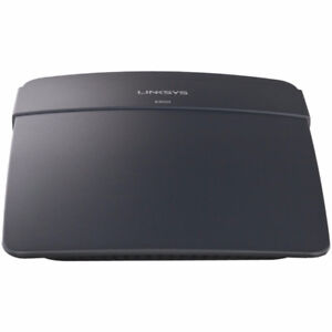 Linksys N300 Wi-Fi Wireless Router (E900) •Up to 300Mbps