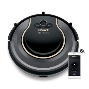 NEW Shark ION 750 WiFi Robot Vacuum works with Alexa (not incl.)