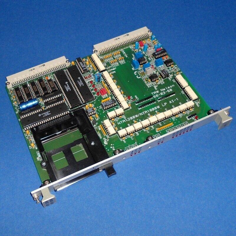 TRW NELSON CONTROL CARD PCB NTR1200W / NTR1800W LP AI-1 *PZF*
