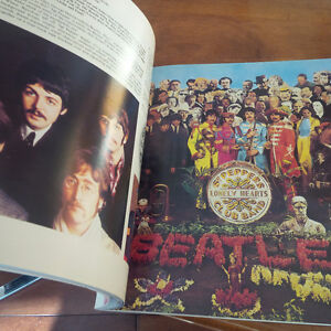 The Beatles An Illustrated Record, 1975 Kitchener / Waterloo Kitchener Area image 5