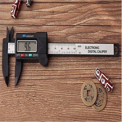 Digital Electronic Measuring Apparatus Vernier Caliper 100mm Micro Tool Precise