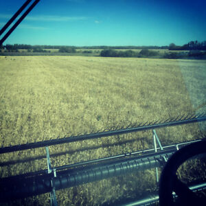 Crop Land Rent Leduc/Millet/Thorsby area