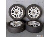 """16"""" Genuine VW Golf 4 GTI Alloy Wheels"""