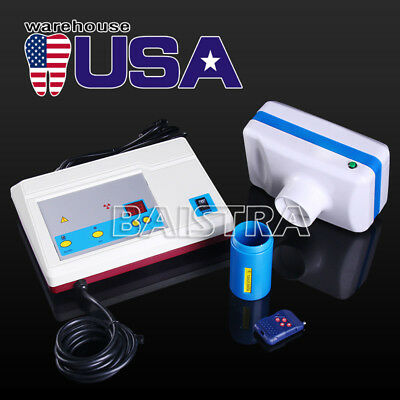 Us Stock Portable Dental X Ray Machine Mobile Film Imaging Digital Low Dose New