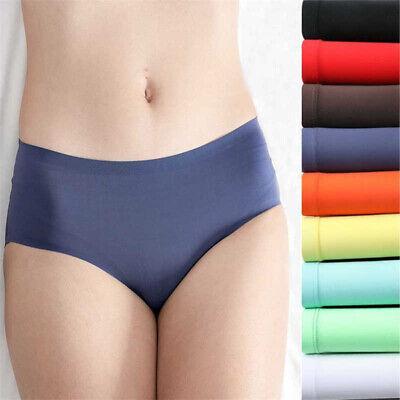 Panties Sexy Underwear Soft Underpants Hipster Briefs Women Seamless Lingerie