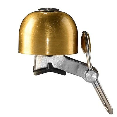 ROCKBROS Fahrrad Handklingel Horn Retro Bell Bronzefarbe Neu