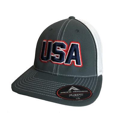 8b16407e49c Smash It Sports Border Battle Hat by Pacific (404M) LG XL