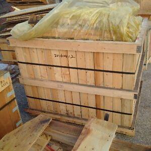 used wood crate box Kitchener / Waterloo Kitchener Area image 3