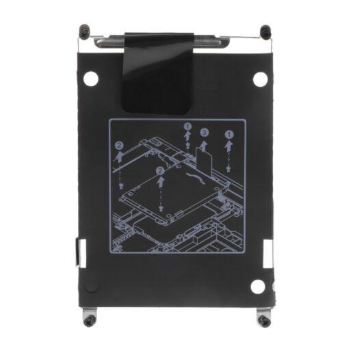 Per HP EliteBook 2560p Hard Disk Drive Staffa Caddy 8 Viti Accessorio computer