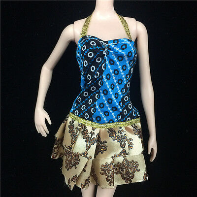 High quality Stewardess clothing handmade clothes for Barbie  doll party AB185