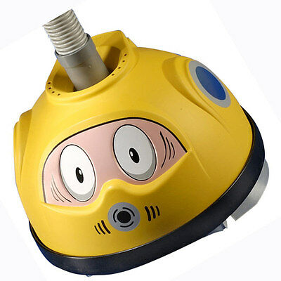 Hayward Diver Dave 700 Automatic Aboveground Swimming Pool Vacuum Cleaner
