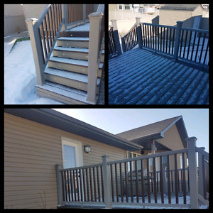 Deck and Shed Packages