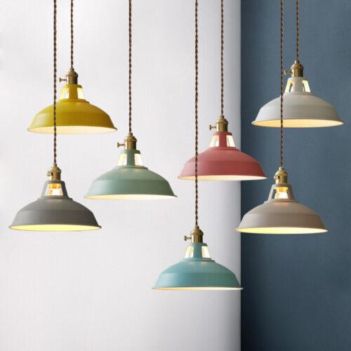 Modern Industrial Metal Hanging Ceiling Lamp Dining Room Pen