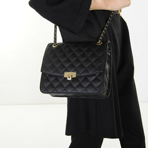CHARLES & KEITH Quilted Boxy Bag [New with Tag]