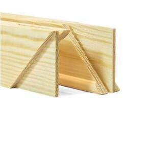 Pine Wood Stretcher Bars Canvas Prints Frames Strips High Quality