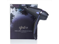 GHD Air Professional Limited Edition Nocturne Hair Dryer - New Boxed
