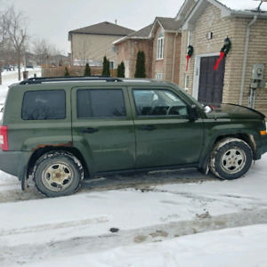 2007 Jeep Patriot $1500 obo