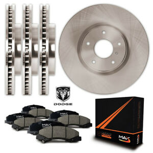 DODGE models -= Brake Rotors =-  !! FREE PADS & SHIPPING !!