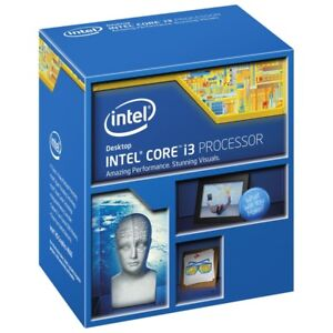 Processor Core i3  Quad-core 3.4GHz LGA1155  35$