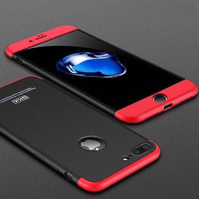 Luxury Slim Hybrid Shockproof Armor Hard Case Back Cover For iPhone 6s 7 7Plus