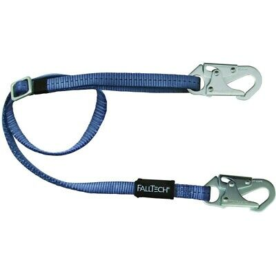 Falltech Fall Protection Safety Restraint Positioning Lanyard 4.5 To 6