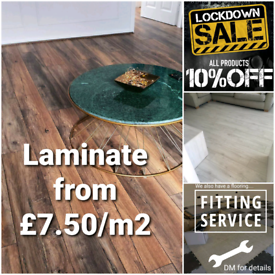 🔥Laminate from £7.50/m2 manchester based 🔥