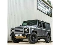 2014 Land Rover Defender 90 110 130 RHD LHD SIMILR MODELS REQUIRED SAME DAY COLL