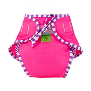 Reusable Swim Diapers - Size Large