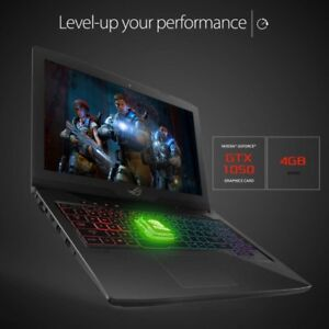 ★★★ ASUS ROG Strix Gaming Laptop With GTX1050 ★★★