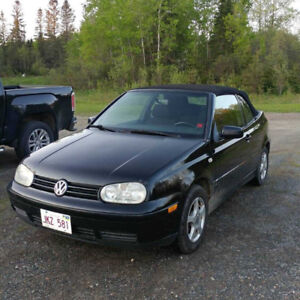 For Sale 2001 Volkswagen Cabrio