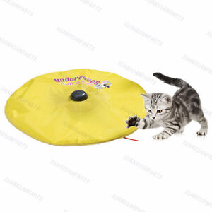 Digital Undercover Mouse Interactive Electronic Cats Meow Toy