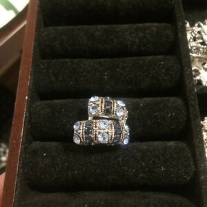 Excellent condition - adjustable rings