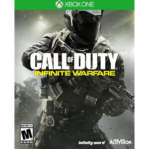 Call Of Duty Infinite Warfare Xbox One Gatineau Ottawa / Gatineau Area image 1