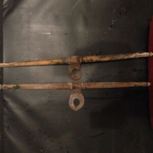 Antique single tree buggy harness