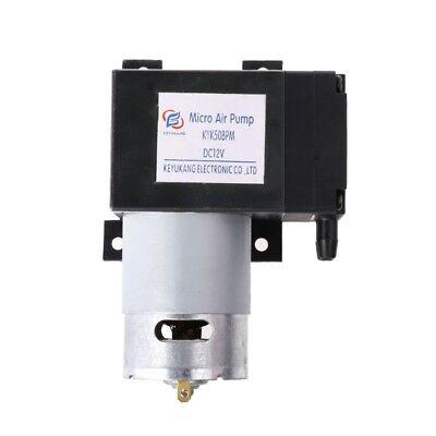 12v Mini Vacuum Pumps 8lmin High Pressure Diaphragm Suction Pumps With Holder