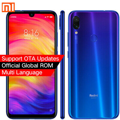 Dual Sim Qwerty Keyboard - Xiaomi Redmi Note 7 6.3
