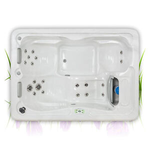 Modern Garden Spas| Plug&Play Spas from $3995 | Factory Hot Tubs