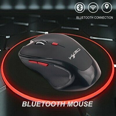 2400 DPI Wireless Bluetooth Mouse Optical Mice for Apple Macbook Laptop Notebook