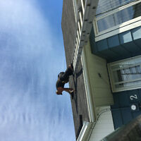 Experience roofer