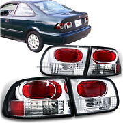 99 Civic Tail Lights