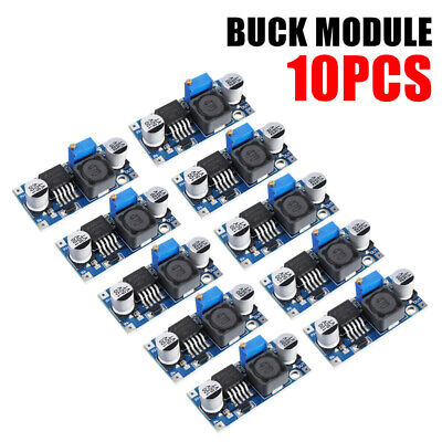 1510x Lm2596 Dc-dc Buck Adjustable Step-down Power Supply Converter Modules